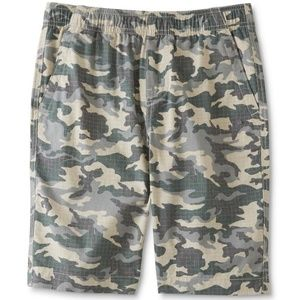 Basic Editions Boys Camo Shorts [E1]